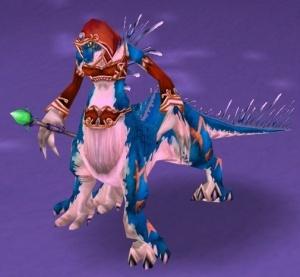 Mature Blue Dragon Sinew
