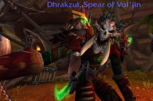 Voljins Speer Erfolg World Of Warcraft