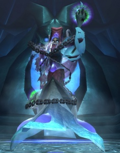 Lady Deathwhisper Npc World Of Warcraft