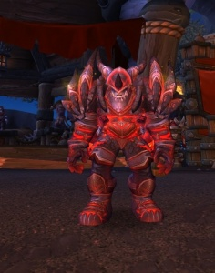 Screenshots (7) & Colossal Dragonplate Battlegear (Normal Lookalike) - Transmog Set ...