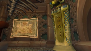 dalaran archaeology