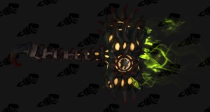 Doomhammer Fel Touched