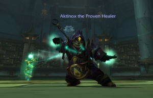 Proving Yourself: Endless Healer (Wave 30) - Achievement - World of