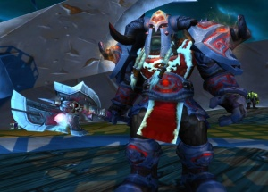 High Overlord Saurfang - NPC - World of Warcraft