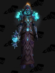 Frost Mage Transmog Set 20 Outfit World Of Warcraft