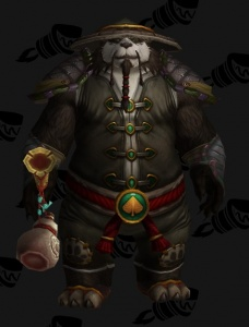Chen Stormstout Outfit World Of Warcraft