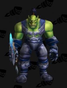 Frostwolf clan warrior - Outfit - World of Warcraft