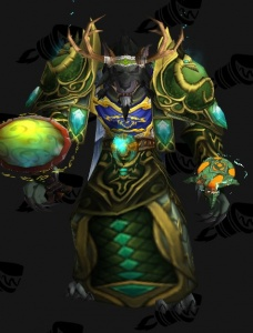 Asmongold Druid - Outfit - World of Warcraft