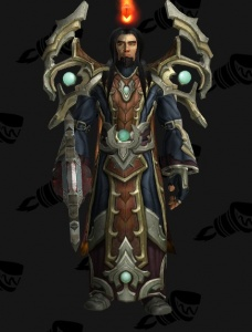 Asmongold Priest - Outfit - World of Warcraft