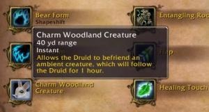 charm woodland creature