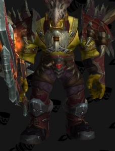 Kain - Outfit - World of Warcraft