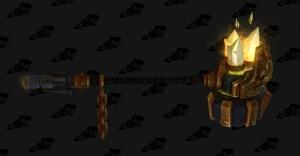 prot warrior how to get hidden artifact