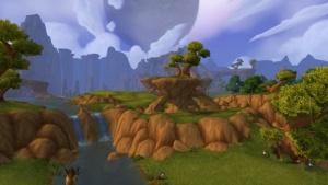 Nagrand Zone World Of Warcraft
