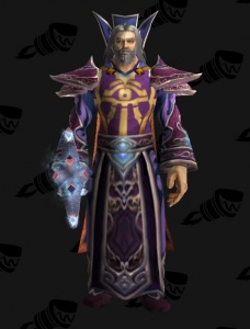 Archmage Antonidas Outfit World Of Warcraft