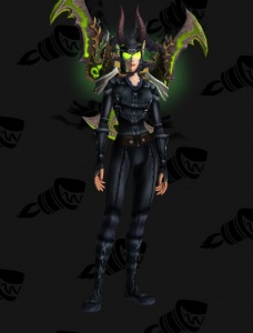 Maleficent Mistress Of Evil Outfit World Of Warcraft
