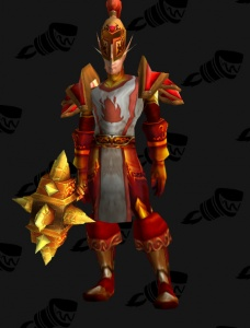 Screenshots (1) & Oogas Gold/Red Plate - Outfit - World of Warcraft