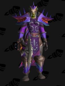 Arms Warrior: Purple &