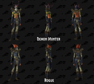 All Transmog Sets for Demon Hunters - Guides - Wowhead
