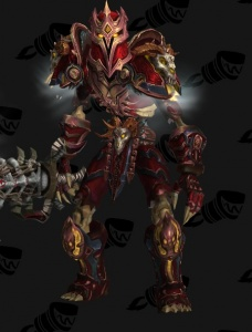 Bloodreaver Outfit World Of Warcraft