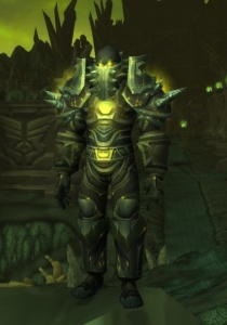 Onslaught Armor - Transmog Set - World of Warcraft