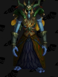 druid living wood mythic outfit world of warcraft