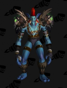 Darkspear Headhunter Outfit World Of Warcraft