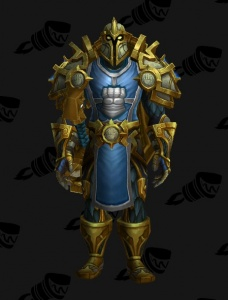 Fearless Gladiator Outfit World Of Warcraft