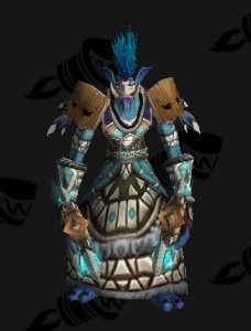 Darkspear Troll Enhancement Shaman Outfit World Of Warcraft