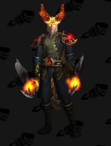 Vestiti Eleganti World Of Warcraft.Firelord Vestito World Of Warcraft