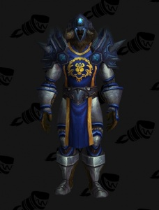 death knight guard outfit world of warcraft