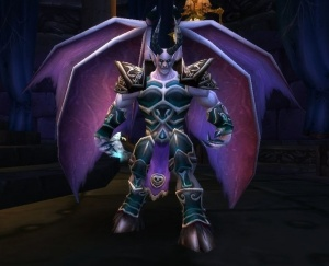 Varimathras - NPC - World of Warcraft