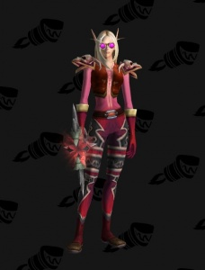 Pretty in Pink - Outfit - World of Warcraft