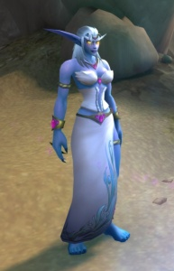 Queen Azshara Pnj World Of Warcraft