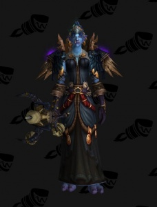 Kali Purp Outfit World Of Warcraft