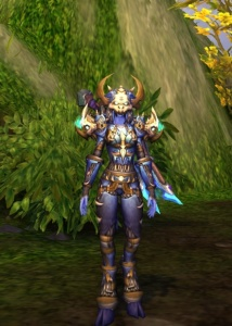 Rift Stalker Armor - Transmog Set - World of Warcraft