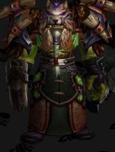 Orc Shaman Outfit World Of Warcraft