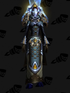 Priest Pvp Legion 1 Elite A Outfit World Of Warcraft