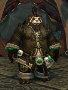 Chen Sturmbräu Npc World Of Warcraft