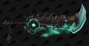 Valarjar Fury Warrior Artifact