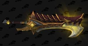 Valarjar Fury Warrior Artifact