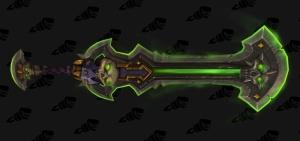 Stormkar Arms Warrior Artifact