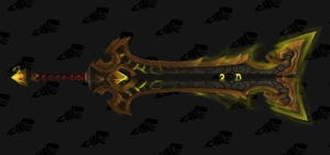 Stormkar Arms Warrior Artifact