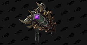 Earth Warder Protection Warrior Artifact