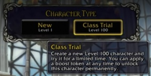 Image result for class trial pic world of warcraft