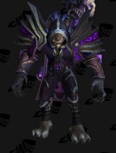 Akabur akabur the hallowed - tenue - world of warcraft