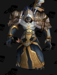 Akabur akabur the merciful - tenue - world of warcraft