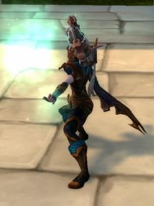 Sheilun's Gift - Spell - World of Warcraft