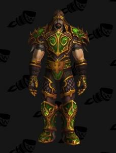 Tier 19 Hunter Eagletalon Battlegear Outfit World Of Warcraft