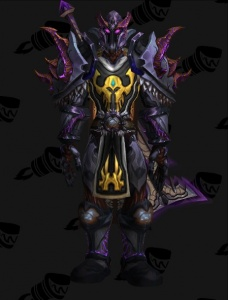 Troya Outfit World Of Warcraft