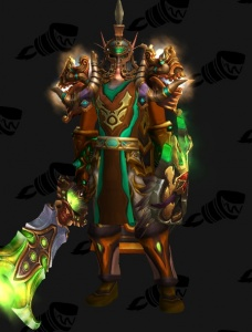 Blood Elf Warrior 2 Outfit World Of Warcraft